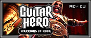 Review: Guitar Hero Warriors of Rock