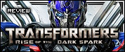 Review: Transformers: Rise of the Dark Spark